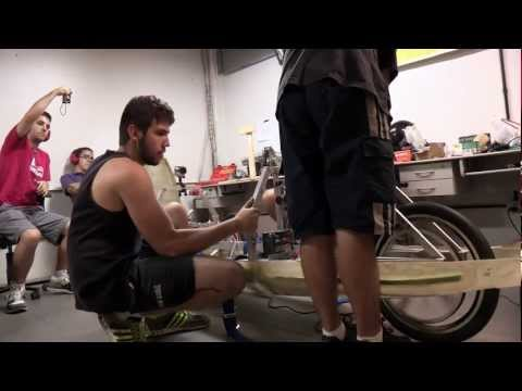 The Road to Houston - episode two | Shell Eco-marathon