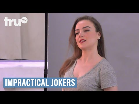 Impractical Jokers - Photo Shoot with Salvatore | truTV