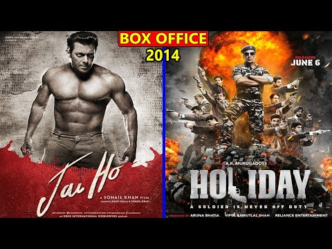 Jai Ho Vs Holiday: A Soldier Is Never Off Duty 2014 Movie Budget, Box Office Collection And Facts
