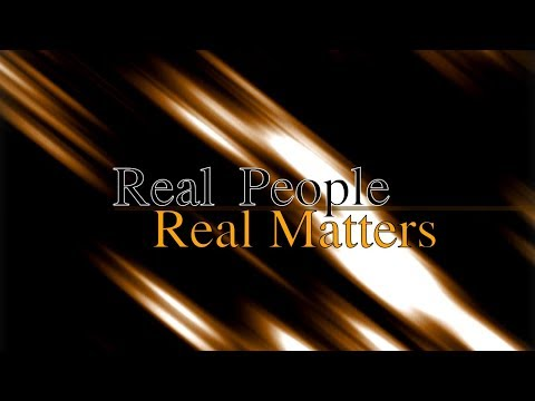 20180305 Real People Real Matters: Dr. Christina DalPorto
