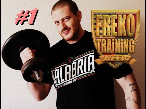 FREKO TRAINING WEEK #1