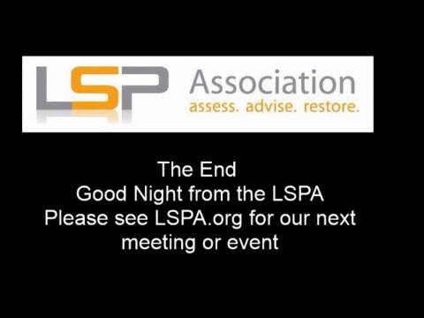Mass LSPA Monthly Meeting 11-14-2017