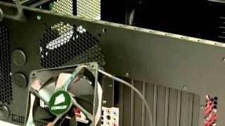 corsair hydro series h50 high performance liquid cpu cooler