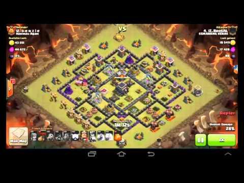 Base Coc Th 9 Anti Lavalon 9