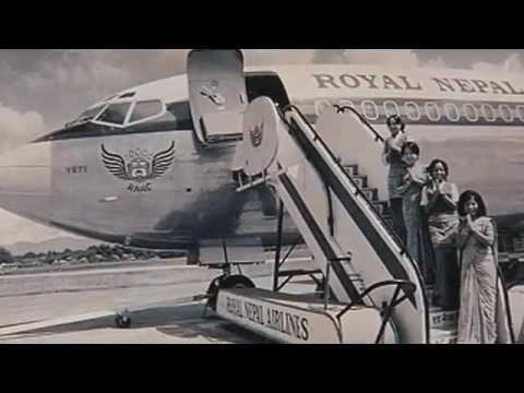 Nepal Airlines - History