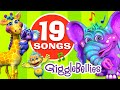 Best Children Songs & Nursery Rhymes Collection   19 Fun & Colorful Toddler Videos