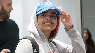 Are there political risks for Canada in granting Saudi teen asylum?