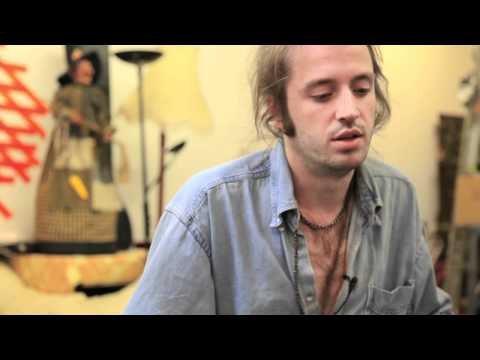 Crystal Fighters Making Txalapartas