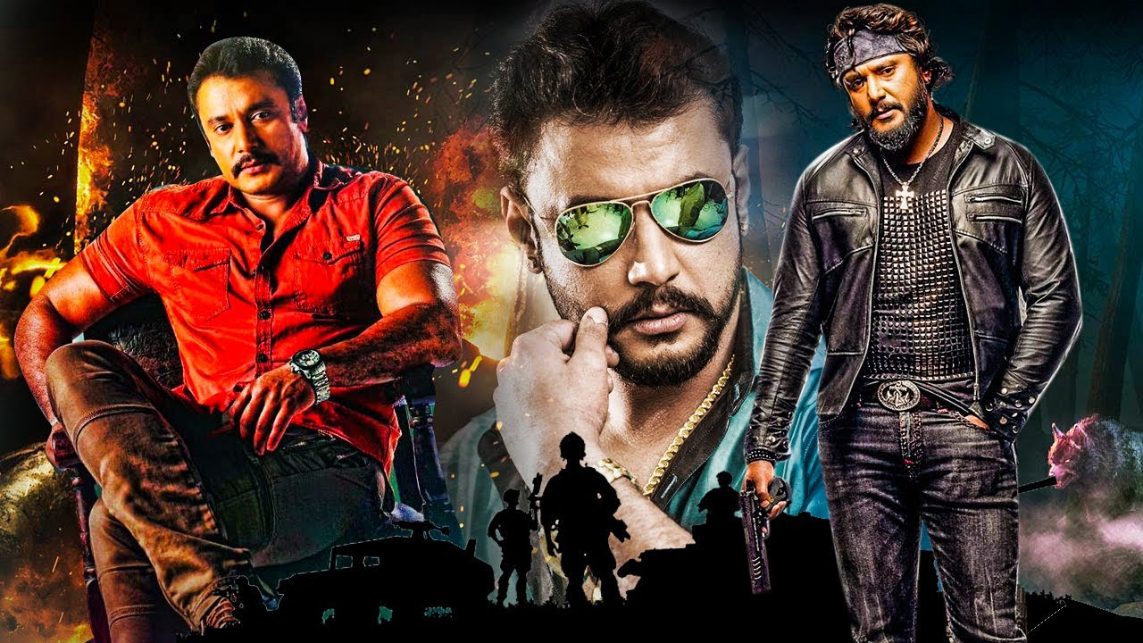 Download New Released Hindi Dubbed Blockbuster Action Movie 2021 | South Hindi Dubbed Movies | Darshan