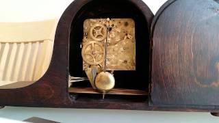 TRIPLE CHIME PEERLESS EMBEE CLOCK FOR SALE ON EBAY