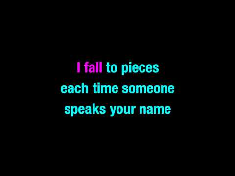I Fall To Pieces Patsy Cline Karaoke - You Sing The Hits