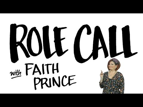 Role Call: Faith Prince on DISASTER!, GUYS AND DOLLS, HUFF, ANNIE, THE LITTLE MERMAID & More!