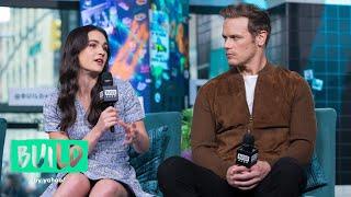 """Sam Heughan, Caitriona Balfe, Sophie Skelton & Richard Rankin On Season 5 Of STARZ's """"Outlander"""""""