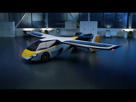 AeroMobil Evolution 3.0 to 4.0 - test flights