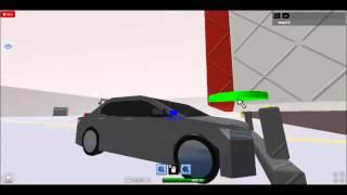 KZ Molecule Sedan Frontal Semi-Trailer Test - ROBLOX