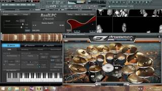 Karma 2 - Moses Bandwidth (Cover FL studio 11)