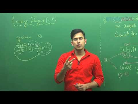 Mole Concept Video Lectures for NEET/AIPMT by Prince Singh (PS) Sir (ETOOSINDIA.COM)