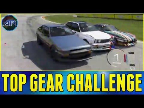 top gear challenges