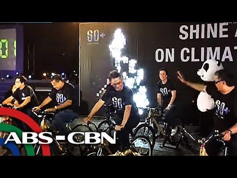 TV Patrol: Pilipinas, nakiisa sa Earth Hour