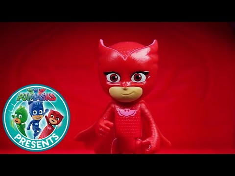 PJ Masks Creations - Toy Song Compilation