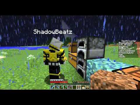CrewCraft Livestream #8 - Erecting Hova's Hook-Up! (Minecraft)