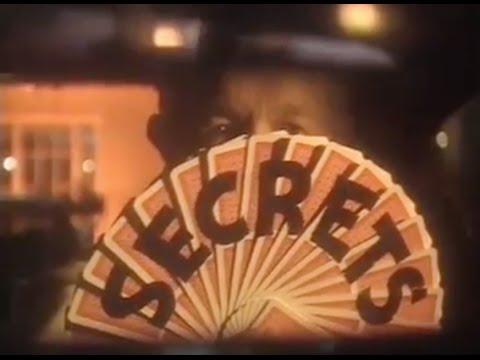 Paul Daniels Secrets Original Pilot Episode