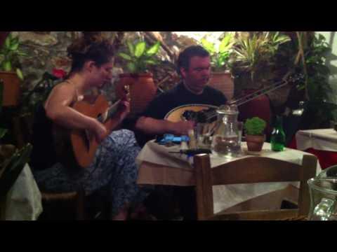 Nikos Tatasopoulos & Athena Lampiri, Efimeron, 22/06/2016