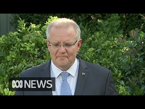 'We're not just allies': Scott Morrison says Australia grieves with New Zealand | ABC News