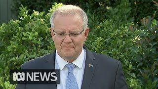 'We're not just allies': Scott Morrison says Australia grieves with New Zealand   ABC News