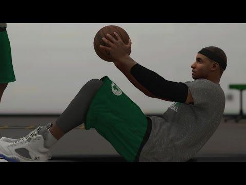 NBA 2K17 PS4 My Career - Al Horford Is Back!