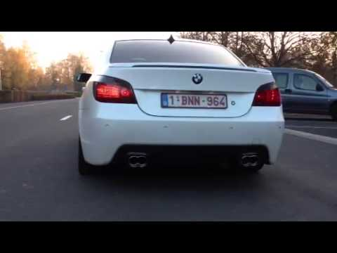 BMW E60 525d Stage 3