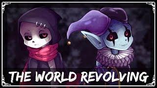 Deltarune Remix Sharax The World Revolving.mp3