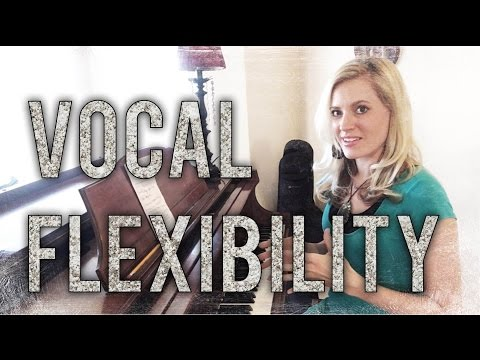 Vocal Flexibility  |  Sing Like Adele or Christina Aguilera (Free Voice Lessons with Cherish Tuttle)