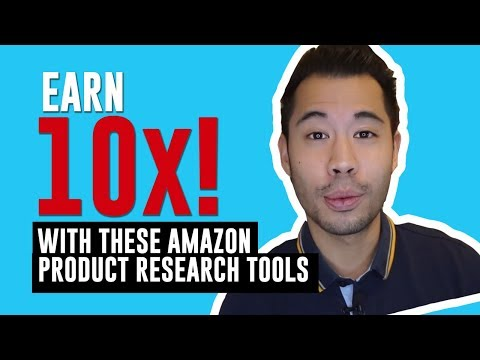 2019 Best Amazon Product Research Tools to 10X your income | FBA Chrome Extension Review