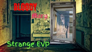 Bloody Mary Challenge revisisted, found EVP!👻😱