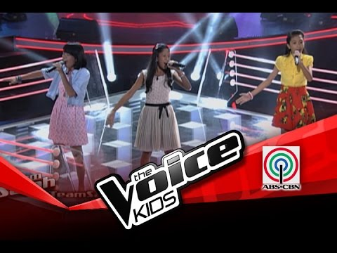 "The Voice Kids Philippines Battles ""Better Days"" by Triscia, Hannah, and Diana"