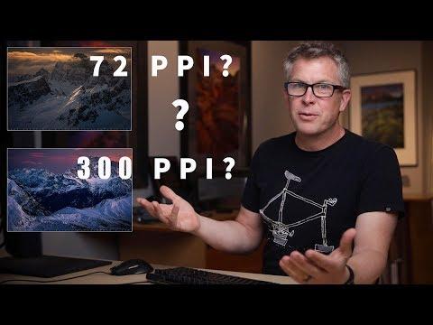 72 PPI Web Resolution Is A Myth