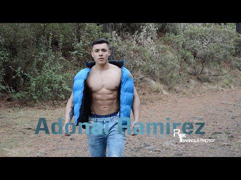 Motivational Emilio Alvarado Jr Bodybuilder 19 yo
