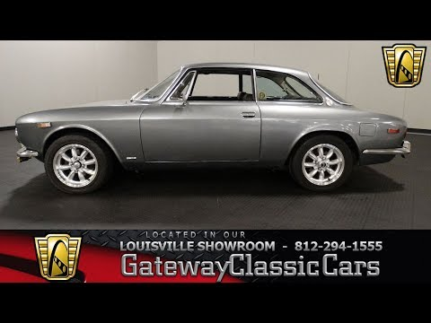 1974 Alfa Romeo GTV 2000 - Louisville Showroom - Stock # 1606