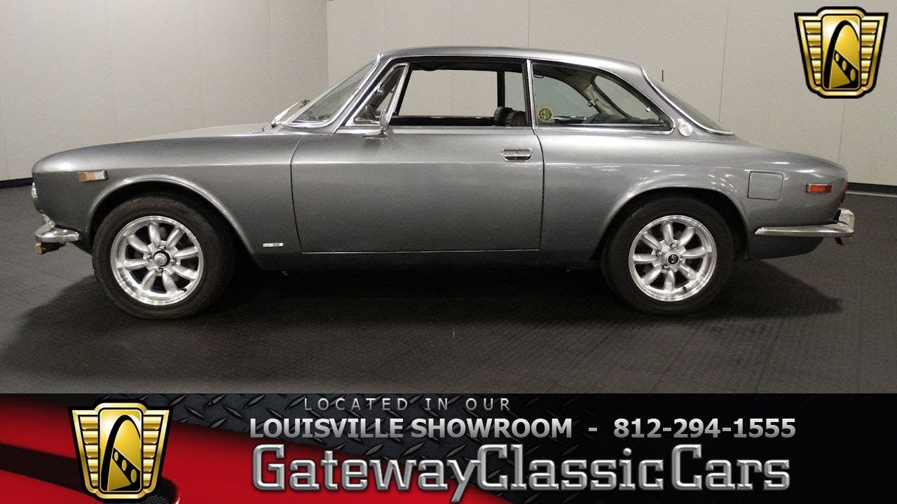 1974 Alfa Romeo Gtv 2000 Louisville Showroom Stock 1606 Youtube