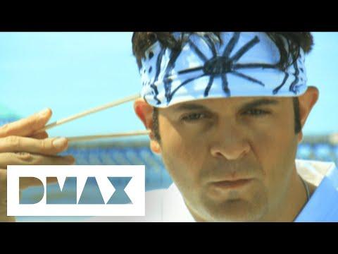 Adam V The Spicy Tuna Hand Roll Challenge | Man V Food