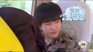 [Vietsub HD] Baby Để Anh Đi Mùa 2 - Thiên Tỉ & Jackson - Trò trốn tìm đáng yêu nhất quả đất!