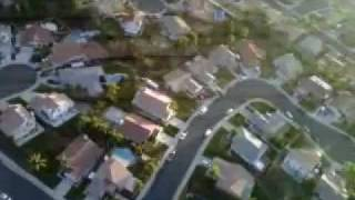 Brushless R/C Slow Stick flight over Temecula California