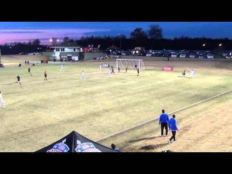 Arlington Impact Red vs. Lehigh Valley United (Second Half)- National League CASL Showcase