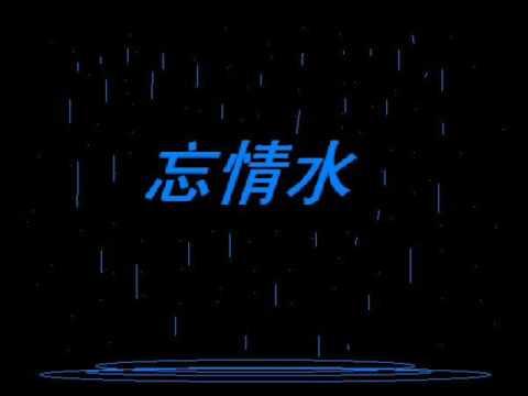 忘情水-劉德華