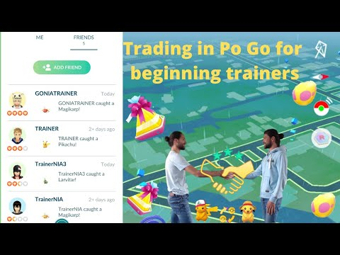 Pokemon Go guides: Trading for beginning trainers