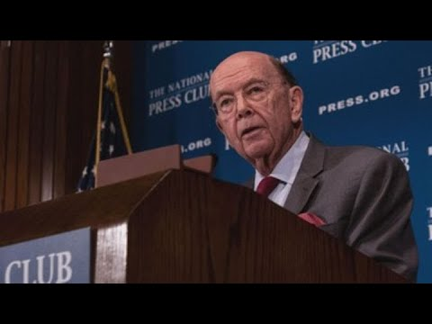 President Trump looking to replace Commerce Secretary Wilbur Ross, CNBC reports