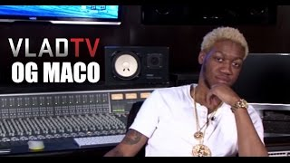 OG Maco Talks Black Exploitation; Calls Out Iggy and Macklemore