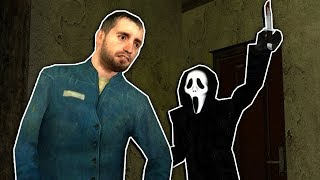 Hiding From Ghostface! - Garry's Mod Multiplayer - Gmod Hide and Seek