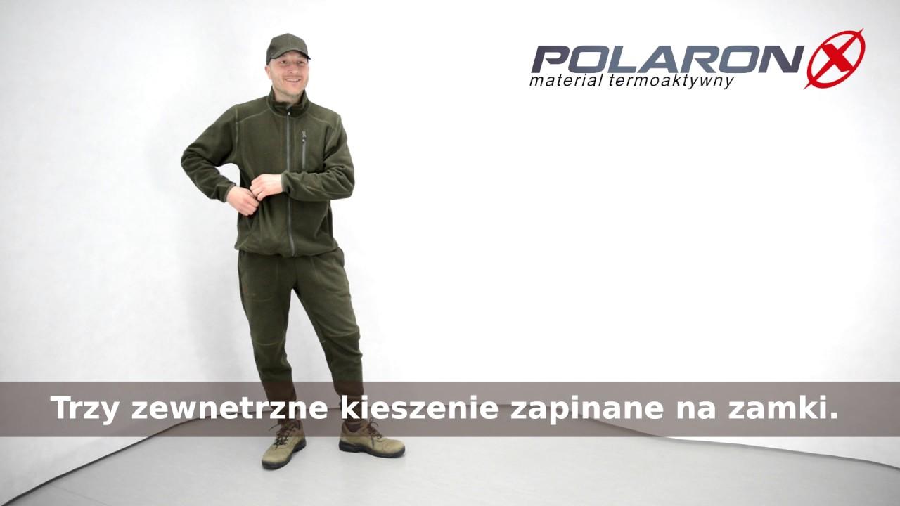 Spodnie polarowe Graff 222 P SP
